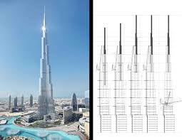 Petronas Towers Floor Plan by Ten Tops