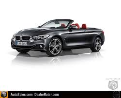 official bmw unleashes the full details and tons of 4 series