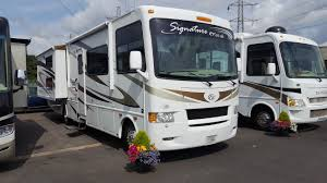 2010 fourwinds hurricane 31g bunk signature motorhomes