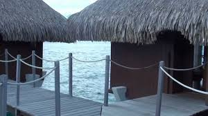 intercontinental tahiti french polynesia review of a over water
