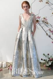 silver wedding dresses silver wedding dress photos ideas brides