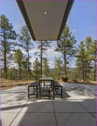 Cantilevered Deck by Home Designs Cool Long Cantilevered Balcony With Black Metal Wire