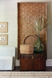 awesome wall ideas fancy art ideas for wall decor woven basket