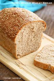 Can You Use Regular Flour In A Bread Machine 100 Whole Wheat Bread Recipe Vegan Richa
