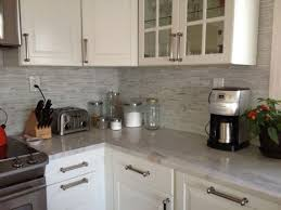 Self Adhesive Kitchen Backsplash Tiles by Kitchen Backsplash White Cabinets Off White Surripui Net