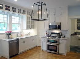 shaker style kitchen cabinets white white frameless shaker style kitchen