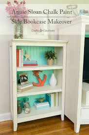 paint a bookcase with coastal colors and add nautical accessories u2026