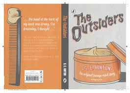 penguin book covers the outsiders