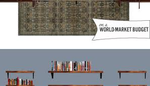how to style a bookshelf without books the anatomy of design