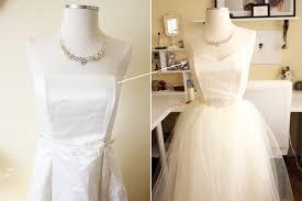 chagne wedding dress diy wedding dress in the handmade by