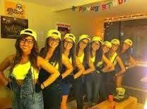 65 best hen party ideas images on pinterest group costumes
