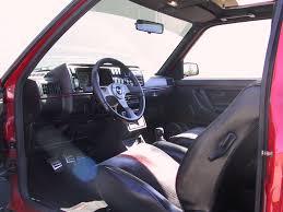 Golf Gti Mk2 Interior Gti Cloth Seats Vs Leather Vw Gti Mkvi Forum Vw Golf R Forum