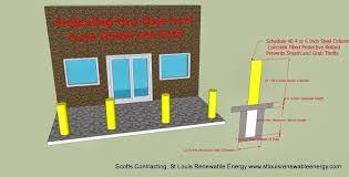 cad designs st louis renewable energy scotts contracting