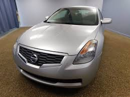 2008 Nissan Altima Coupe Interior Nissan Altima Coupe In Ohio For Sale Used Cars On Buysellsearch