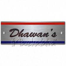 name board design for home online buy colourful metal name plaque design for doors online in india
