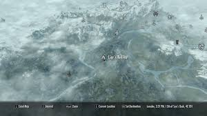 Skyrim Treasure Map Iv Liar U0027s Retreat Elder Scrolls Fandom Powered By Wikia