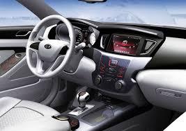 Optima Kia Interior Concept Interior Kia Interiors Pinterest
