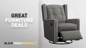 Baby Relax Glider And Ottoman Espresso Black Friday Furniture Deals By Baby Relax Black Friday