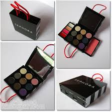 makeup palette great idea to put the lip glosses on a seperate drawers the powder from sephora make up academy