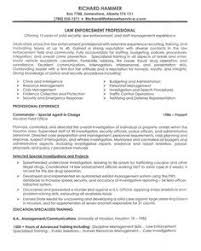 Law Enforcement Resume Samples by Manufacturing Engineer Resume Http Jobresumesample Com 804