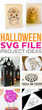 halloween svg file project ideas printable crush