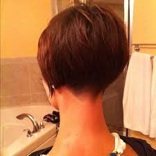 one side stack sassy bob bllack hair best 25 shaved bob ideas on pinterest assymetrical pixie cut