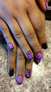 nails weird shaped not filed yelp