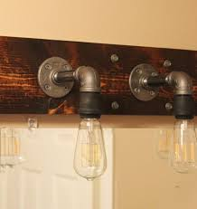 French Bathroom Light Fixtures by Diy Industrial Bathroom Light Fixtures Bathroom Light Fixtures