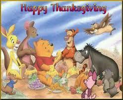 a winnie the pooh thanksgiving 1998 cartoonson