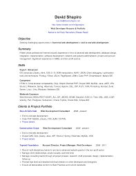 General Resume Objective Sample by 28 Objective Of Resume Examples Information Technology