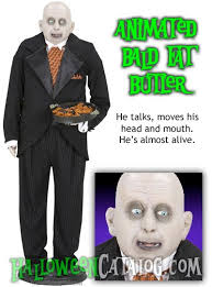 6 u0027 animated graves the fat butler the gemmy halloween archive