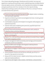 International Marketing Director Job Description Marketing Matters