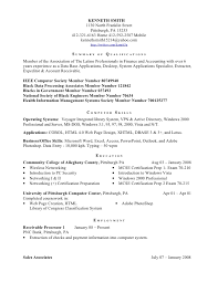 Mcse Resume Sample by Kenneth Smith Resume Httptwitter Comksmit5a Ieee Computer Society Me U2026