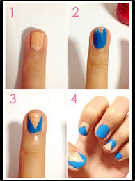 simple easy nail art how you can do it at home pictures designs