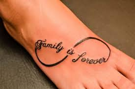image result for infinity symbol with tattoos