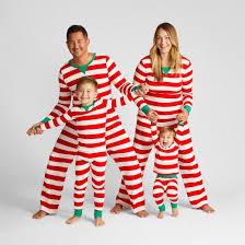 rugby striped family pajama set wondershop target