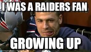 Hernandez Meme - i was a raiders fan aaron hernandez stumped meme on memegen