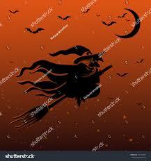 halloween witch stock vector 327910424 shutterstock
