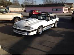 1990 mustang gt convertible value 1992 ford mustang for sale carsforsale com
