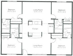 galley kitchen floor plans homeca