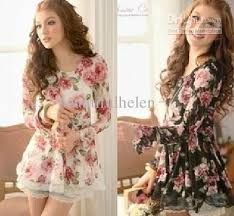 beautiful blouses 2018 wholesale bohemian summer beautiful chiffon lace