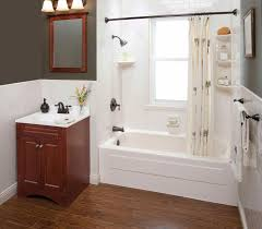 Diy Bathroom Remodel by On A Budget Remodeling Diy Bathtub Remodel Ideas Cheap Impressive