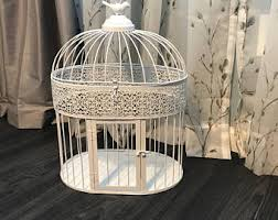 Birdcage Home Decor Decorative Bird Cage Etsy
