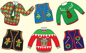 Images Of Ugly Christmas Sweater Parties - celebrate national ugly christmas sweater day on december 18