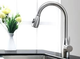 kitchen faucets single handle kitchen faucet pull sprayer no