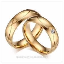 wedding design rings images New 18k gold rings design 2018 stainless steel couple wedding jpg