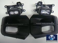 toyota tacoma fog lights oem tacoma trd rigid industries fog light l led 16 17 toyota