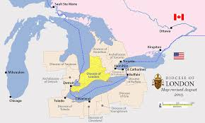 Map Of Ontario Canada Windsor Canada Map Image Gallery Hcpr