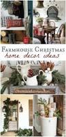 farmhouse christmas decorating ideas home