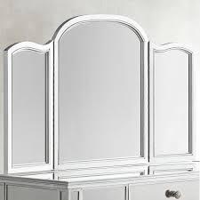 hayworth silver mirror u0026 vanity pier 1 imports
